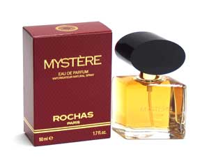 mystere rochas perfume