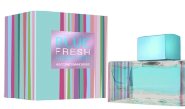 Blue Fresh Seduction for Women