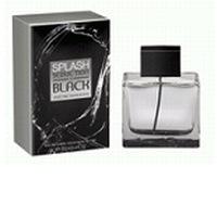Antonio Banderas Seduction in Black Splash