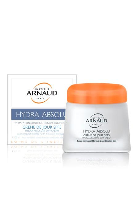 Arnaud Hydra Absolu Creme Peaux Normal And Combination Skin Крем увлажняющий дневной для лица