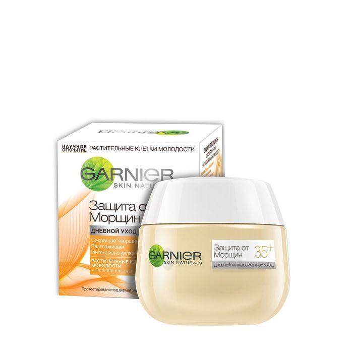 Garnier Клетки молодости Защита от Морщ. 35+ Дневной крем