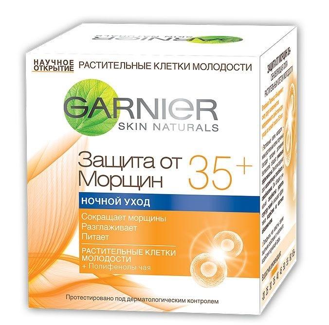 Garnier Клетки молодости Защита от Морщ. 35+ Ночной крем