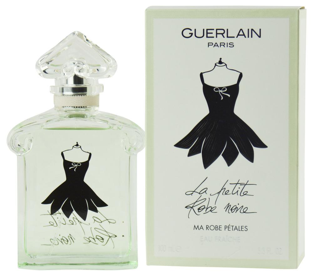 Guerlain la petite robe noire ma robe petales eau fraiche la - Petite robe noire guerlain ...