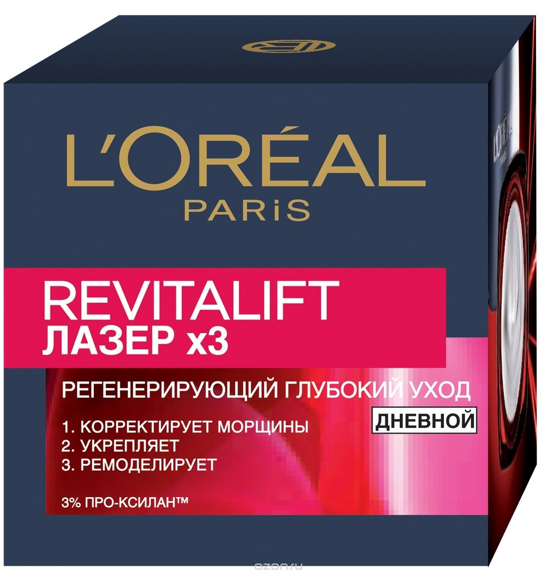 L`Oreal Revitalift Лазер дневной крем