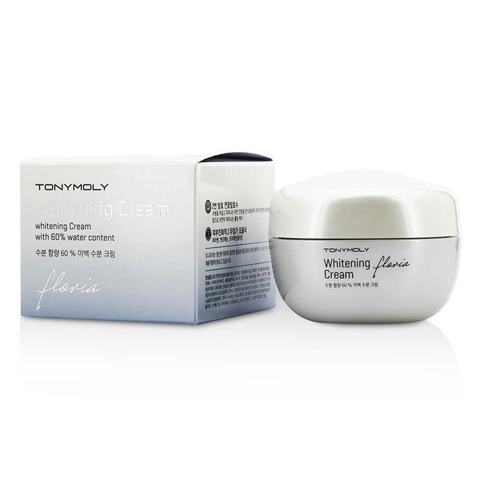 Tony Moly Floria Whitening Cream Осветляющий крем для лица