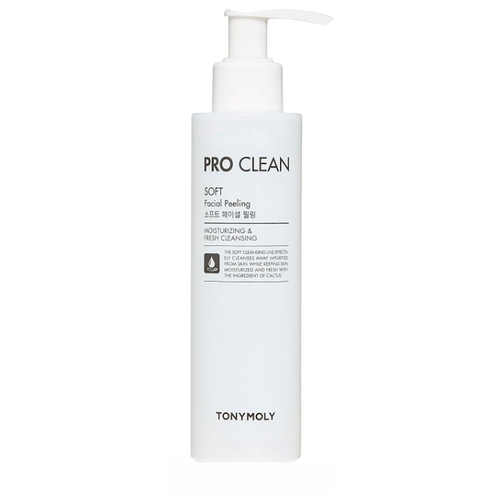 Tony Moly Pro Clean Soft Facial Peeling Мягкий пилинг для лица