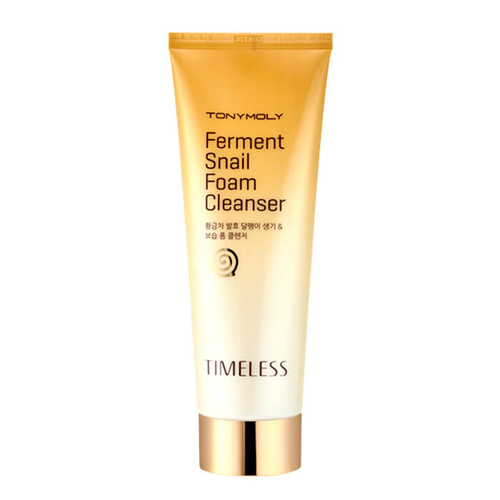 Tony Moly Timeless Ferment Snail Foam Cleanser Пена для умывания