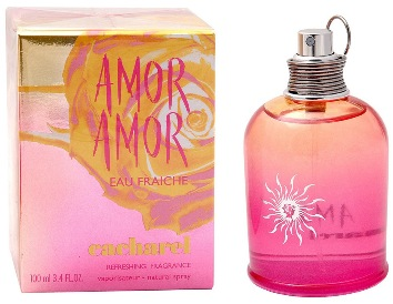 Cacharel  Amor Amor Eau Fraiche 2005