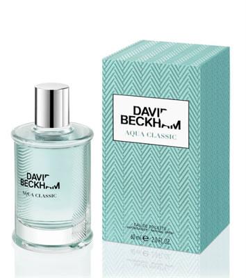 David Beckham Classic Aqua