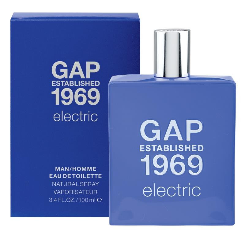 Gap Established 1969 Electric