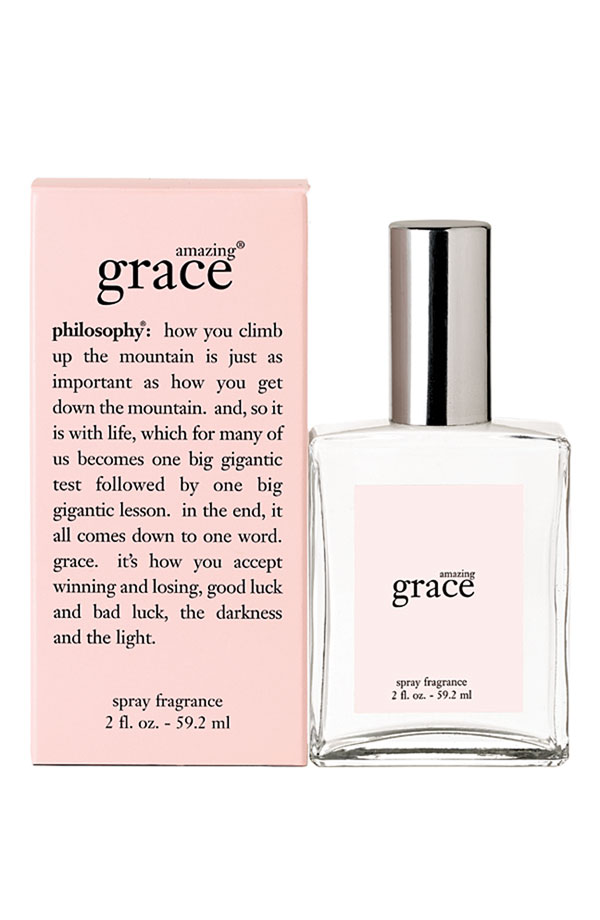 Philosophy Amazing Grace