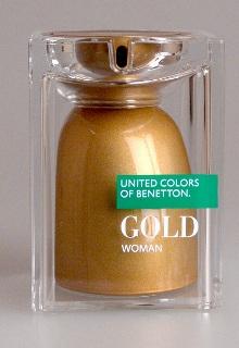 Benetton Gold Woman