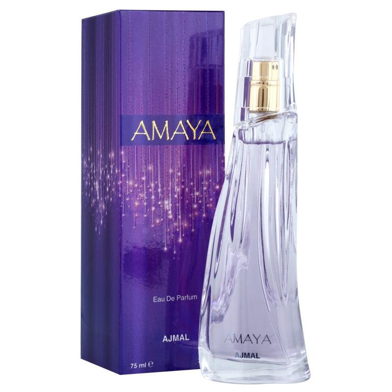 Ajmal Amaya