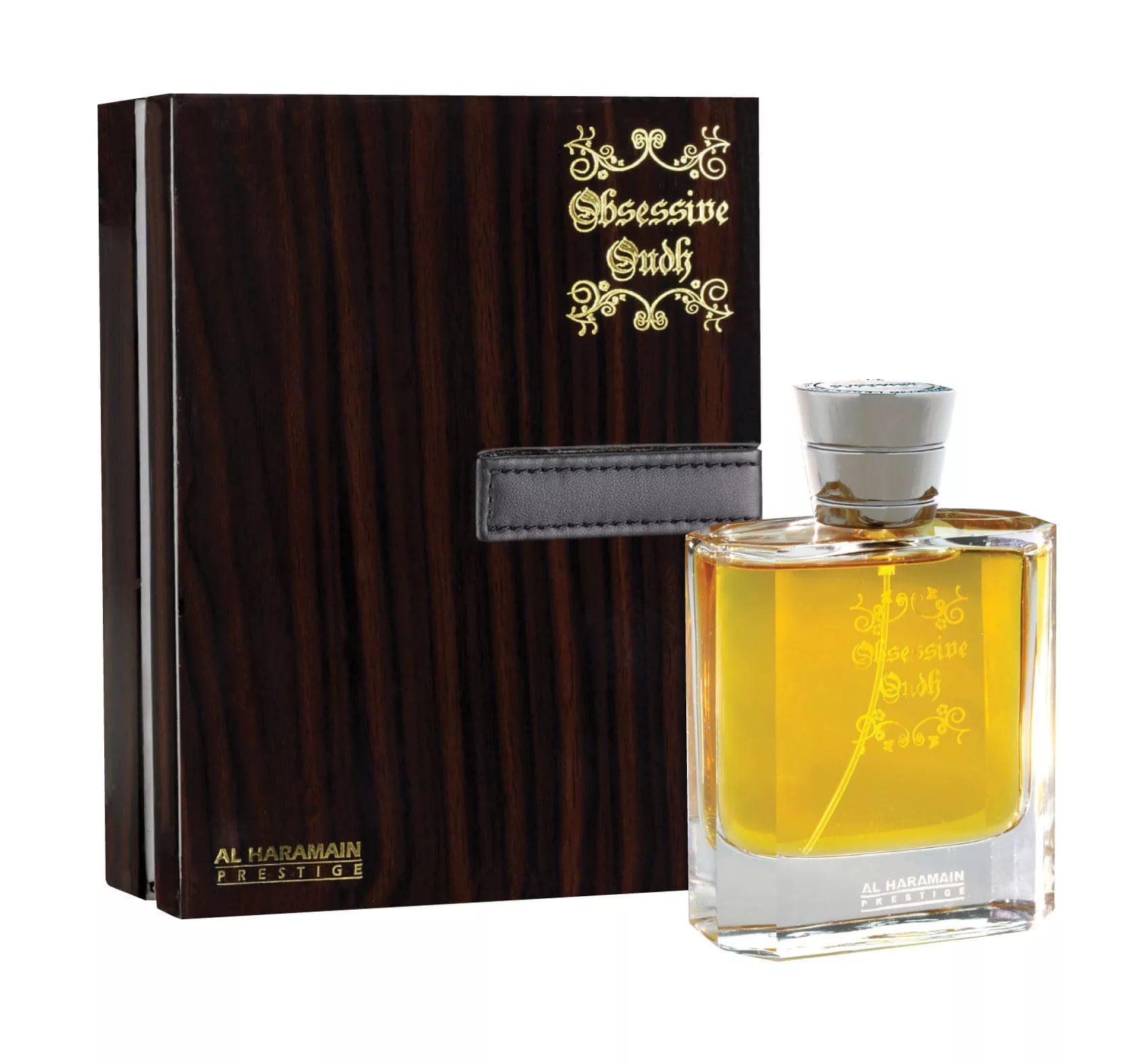 Al Haramain Perfumes Obsessive Oudh