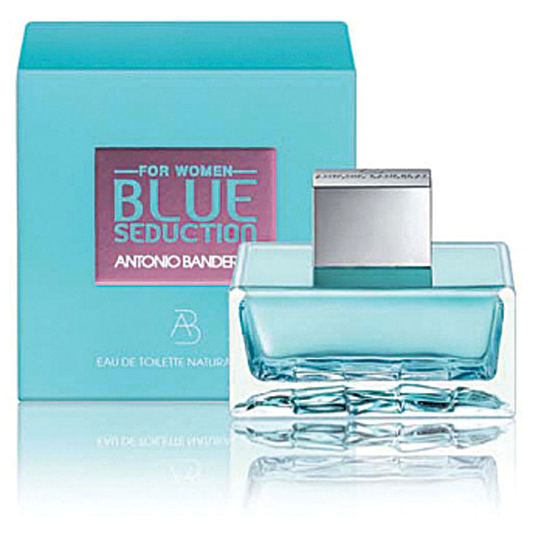 Blue Seduction For Women