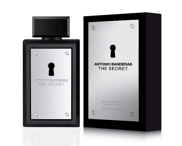ляромат Antonio Banderas The Secret Man туалетная вода духи The