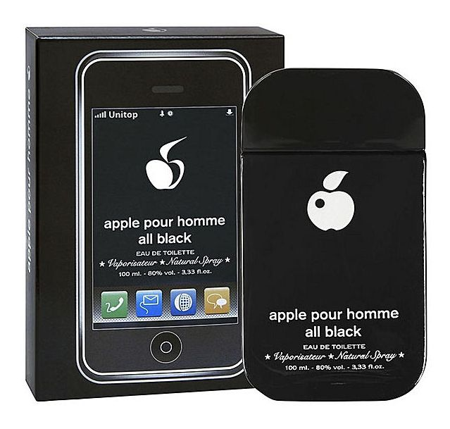 Apple All Black