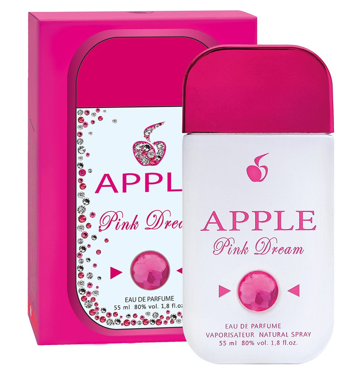 Apple Pink Dream
