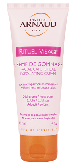 Arnaud Creme De Gommage Крем-гоммаж для лица с минеральными микрочастицами