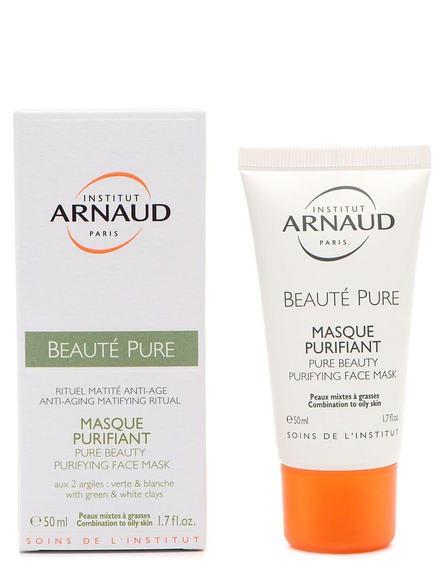 Arnaud Masque Nettoyant Purifiant Очищающая маска для зрелой жирной кожи лица