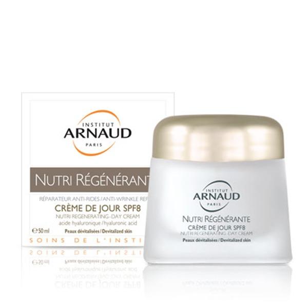 Arnaud Nutri-regenerant Creme De Jour Крем дневной для увядающей кожи лица против морщин