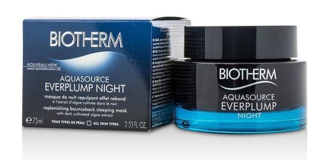 Aquasourse Everplump Night Ночная маска для лица