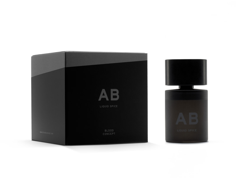 Blood Concept Ab Liquid Spice