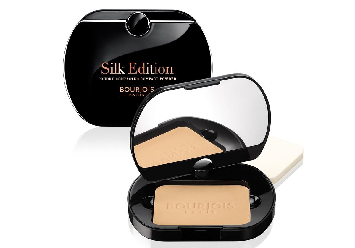 Bourjois Silk Edition Компактная пудра