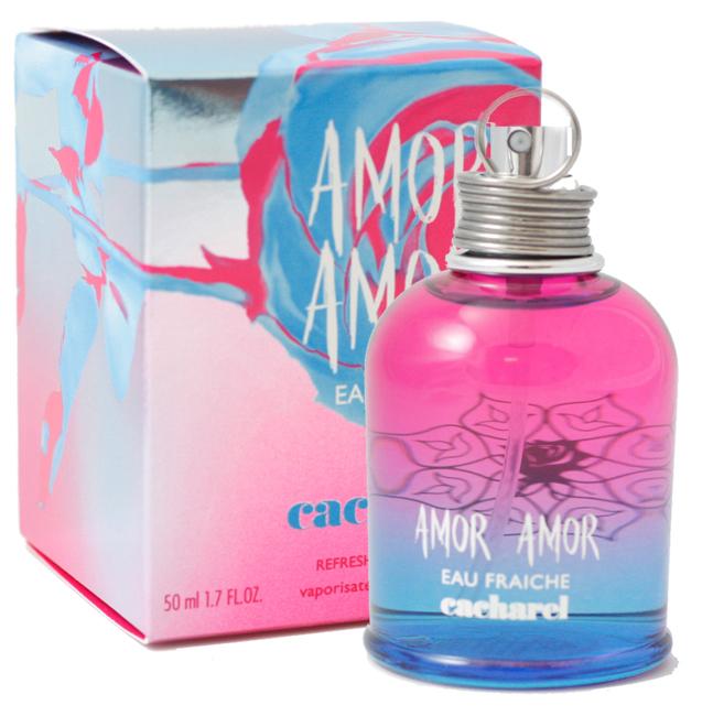 Amor Amor Eau Fraiche 2006