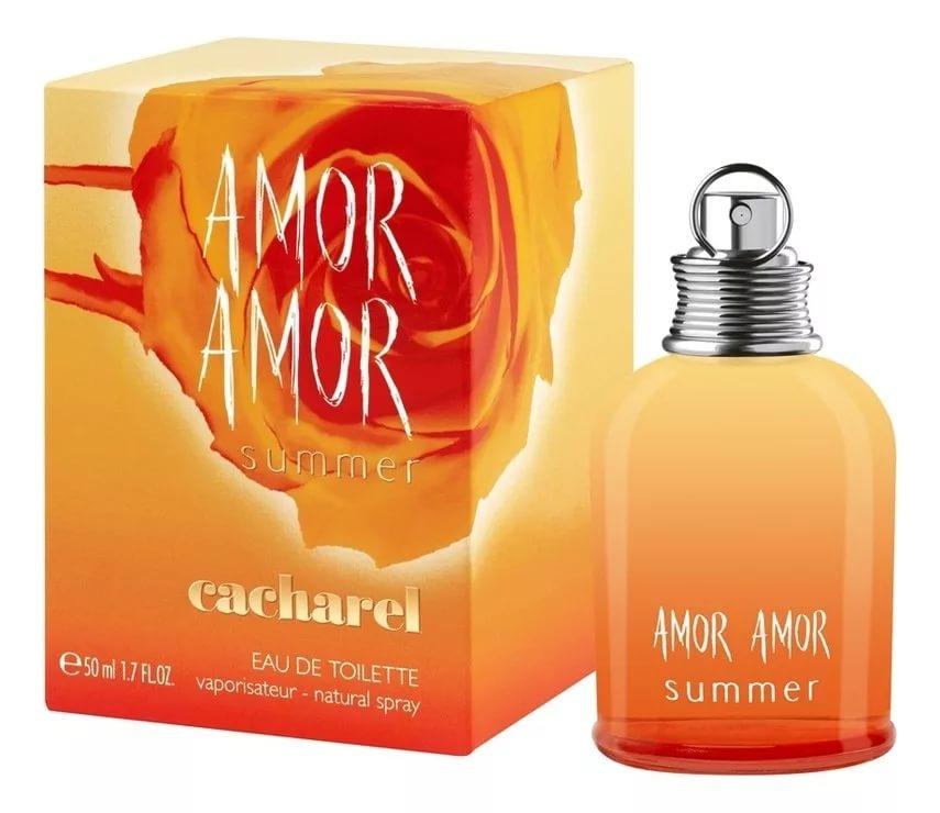Cacharel  Amor Amor Summer 2012