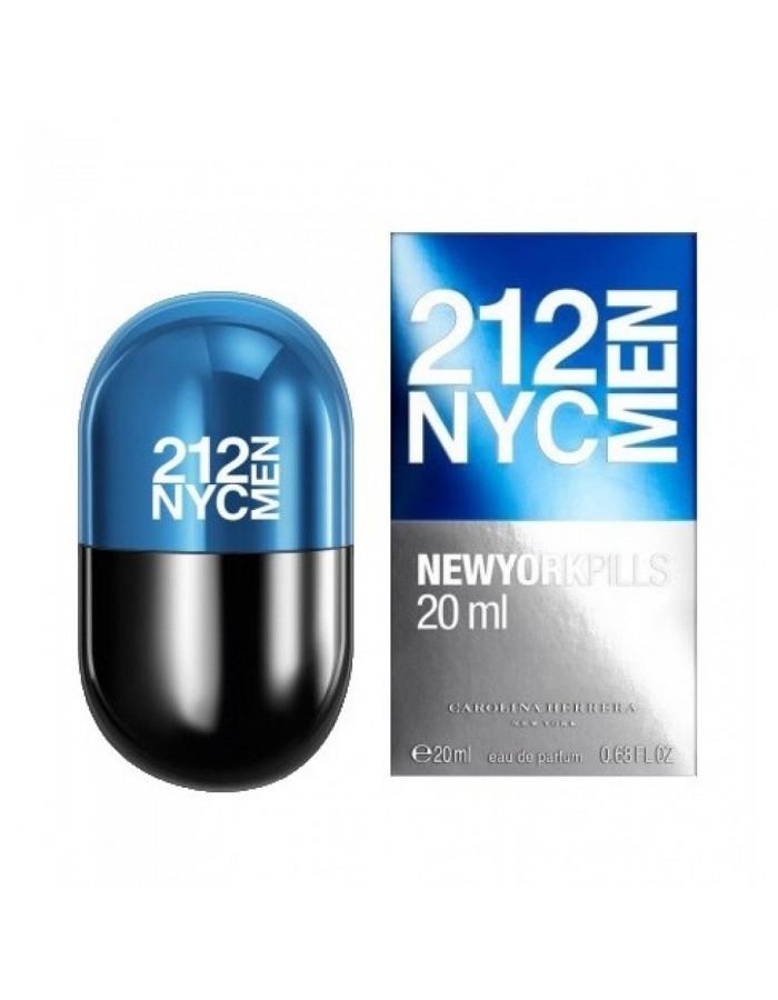 Carolina Herrera 212 Men Pills