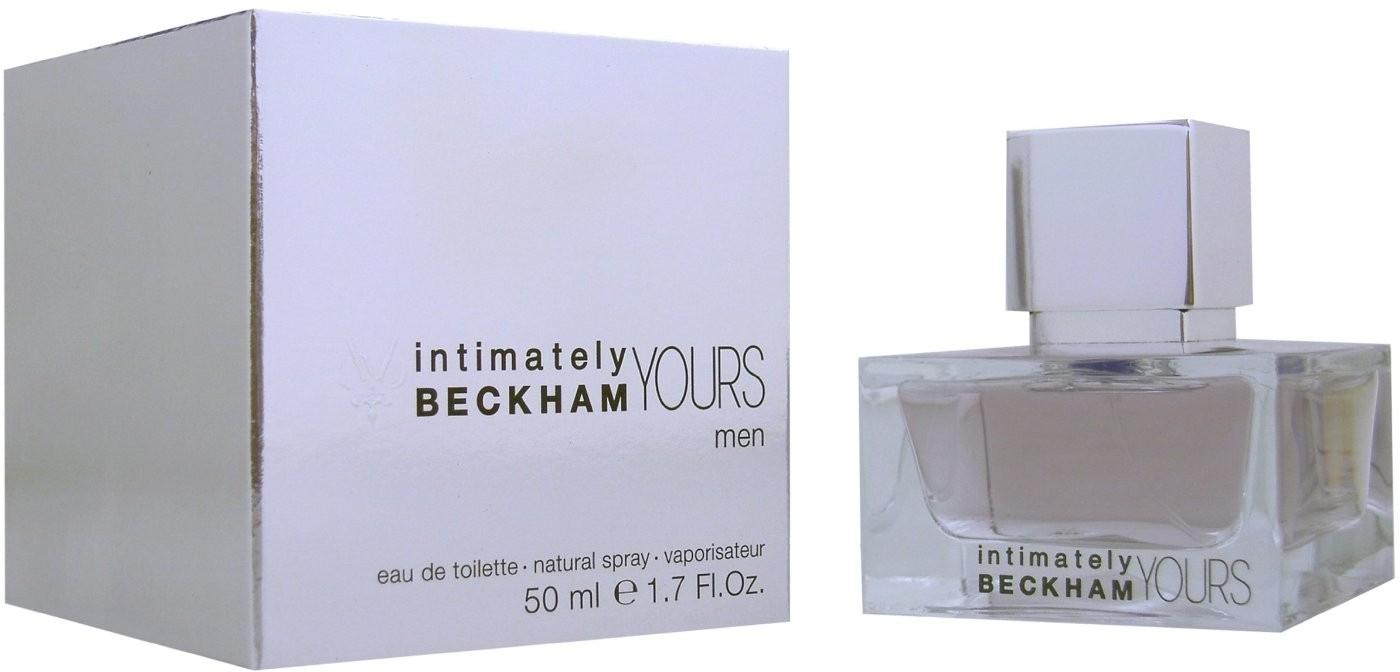 David Beckham Intimately Yours