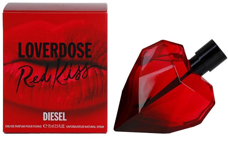ляромат Diesel Loverdose Red Kiss туалетная вода духи Loverdose