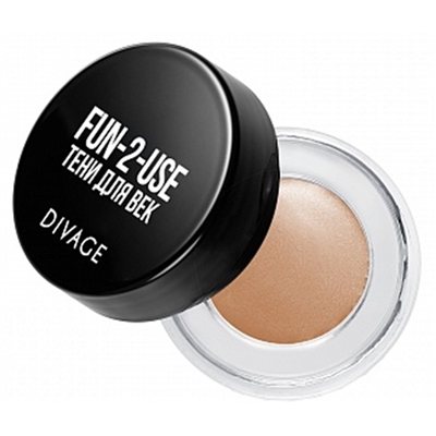 Divage Fun 2 Use Eyeshadow In A Jar
