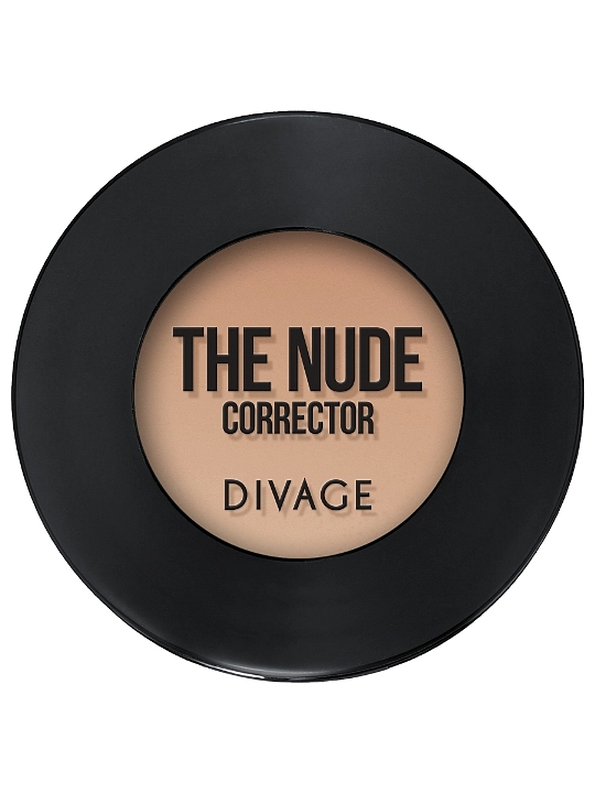Divage Concealer The Nude консилер для лица кремовый