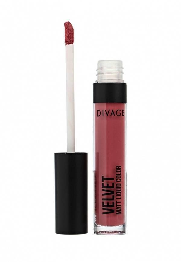 Divage Liquid Matte Lipstick Velvet