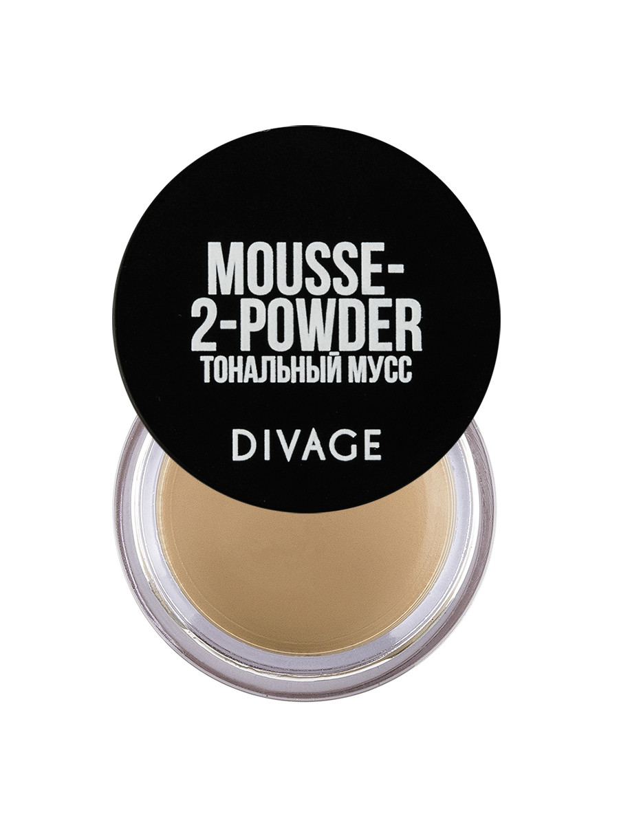 Divage Mousse-2-powder