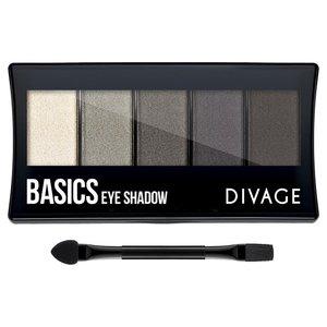 Divage Палетка теней для век  Palettes Eye Shadow