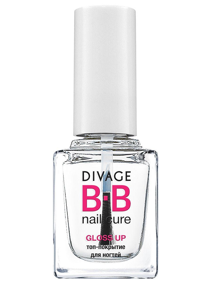 Divage Покрытие для ногтей Bb Gloss Up