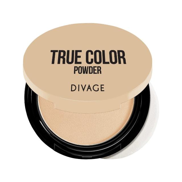Divage True Color пудра компактная