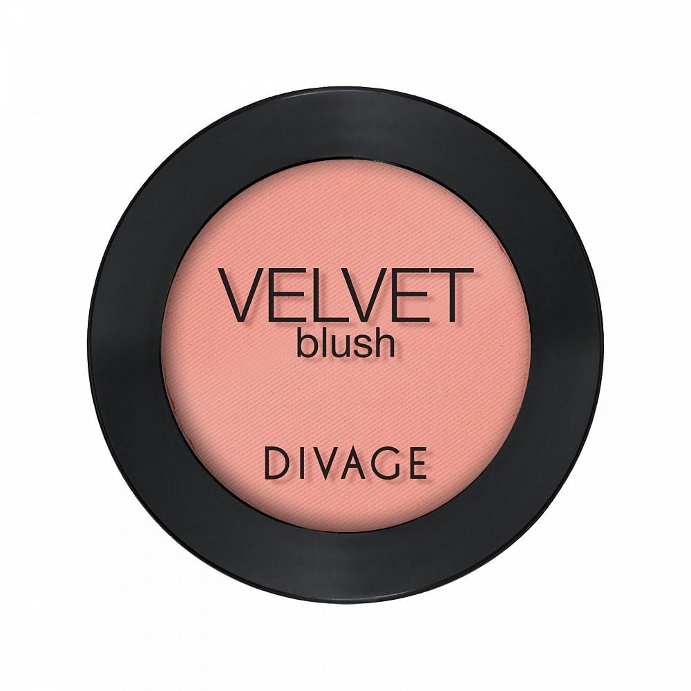 Divage Velvet Blush Румяна компактные