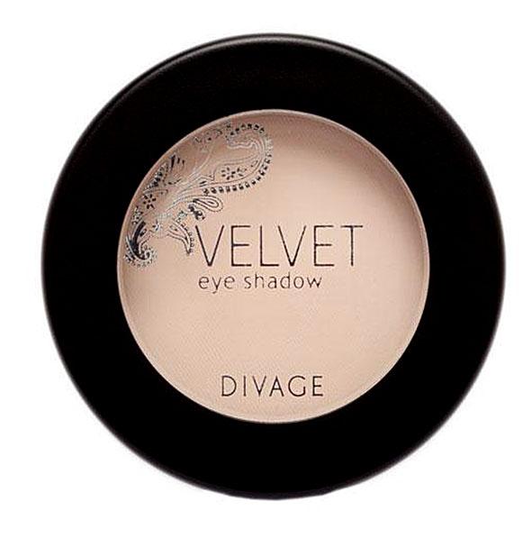 Divage Velvet тени для век