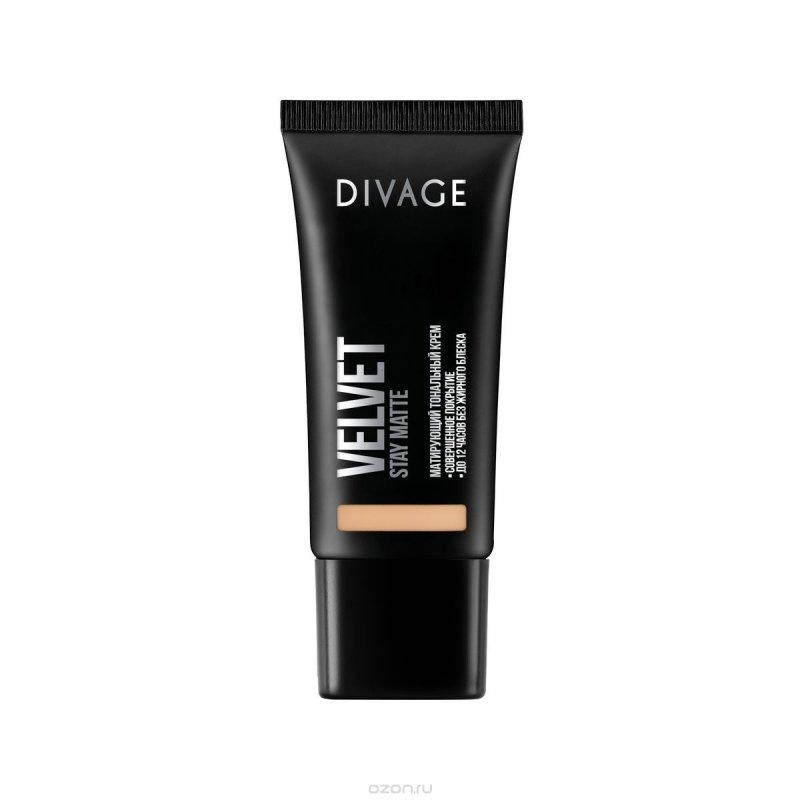 Divage Velvet тональный крем