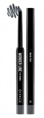 Divage Wonder Line карандаш для глаз автоматический
