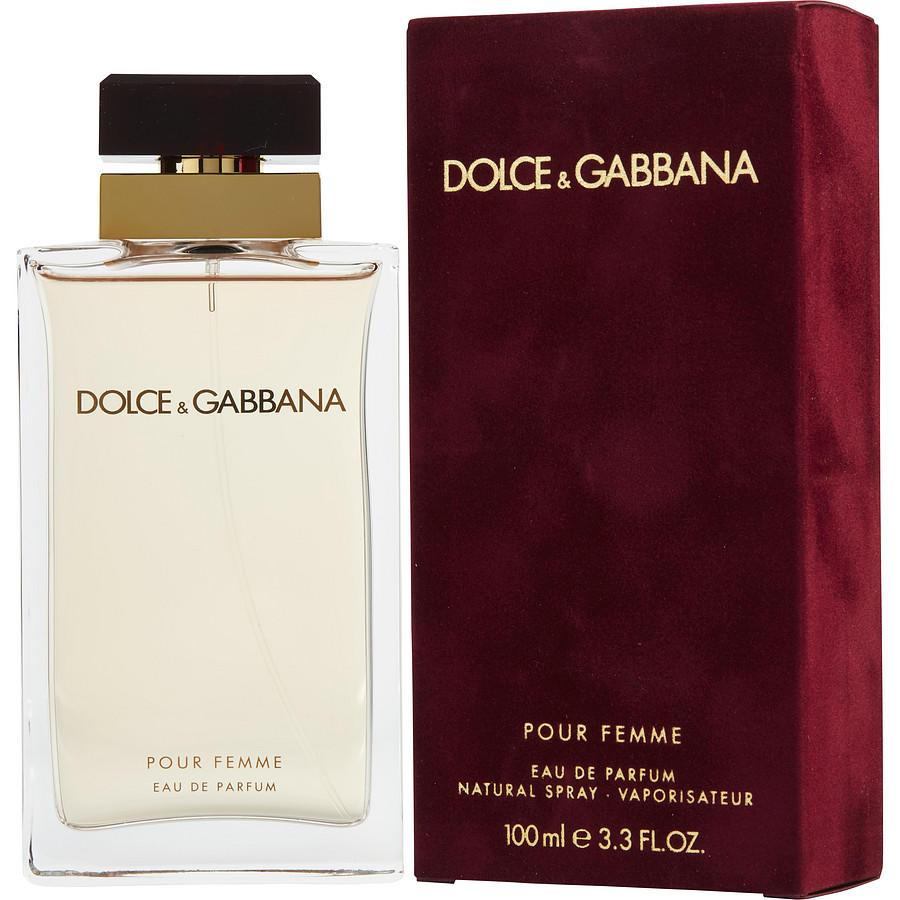 ляромат Dolce Gabbana Pour Femme Eau De Parfum туалетная вода