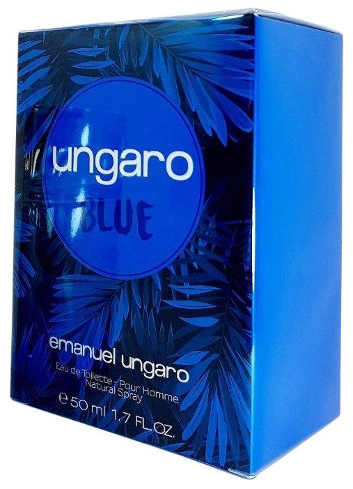 Emanuel Ungaro Blue