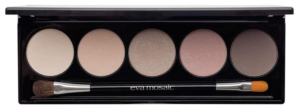 Eva Mosaic Палетка теней для век Nude Look