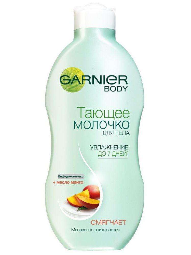 Garnier Тающее молочко для тела Манго