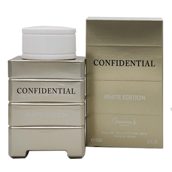 Confidential White Edition