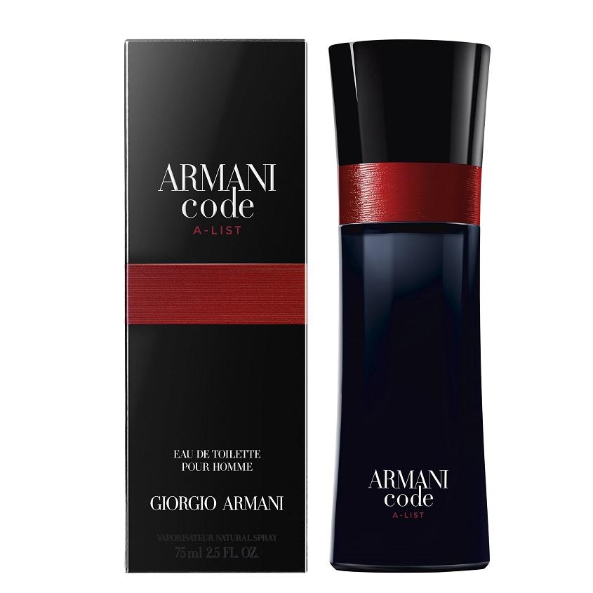 90a8136e2c1d Giorgio Armani Code A-list